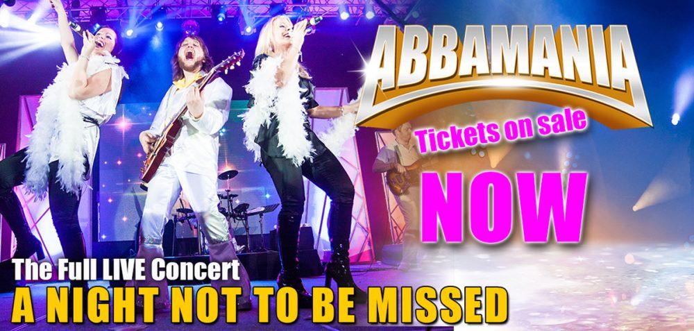 ABBAMANIA Live
