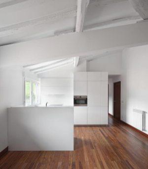 Reforma piso Agi-Fer. Eibar. Abbark Arkitektura Arquitectos en Navarra y País Vasco