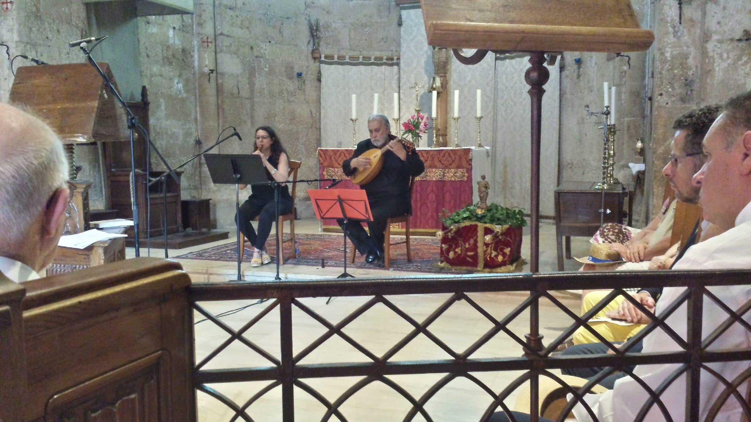 Concert-musique-medievale-Abbaye-de-Fontcaude