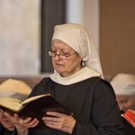 Sœur Marie de Magdala et la prière des psaumes