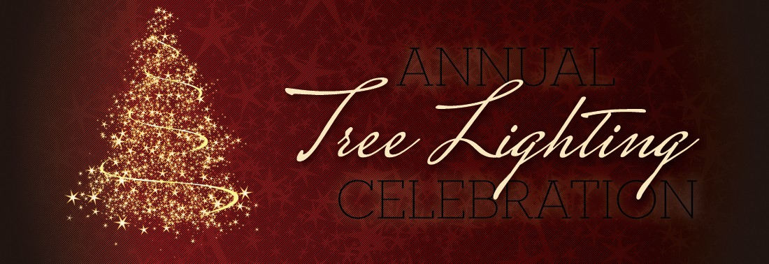 the annual christmas tree lighting will take place in front of the courthouse at 6pm on tuesday november 30th 2016 - Christmas Tree Lighting