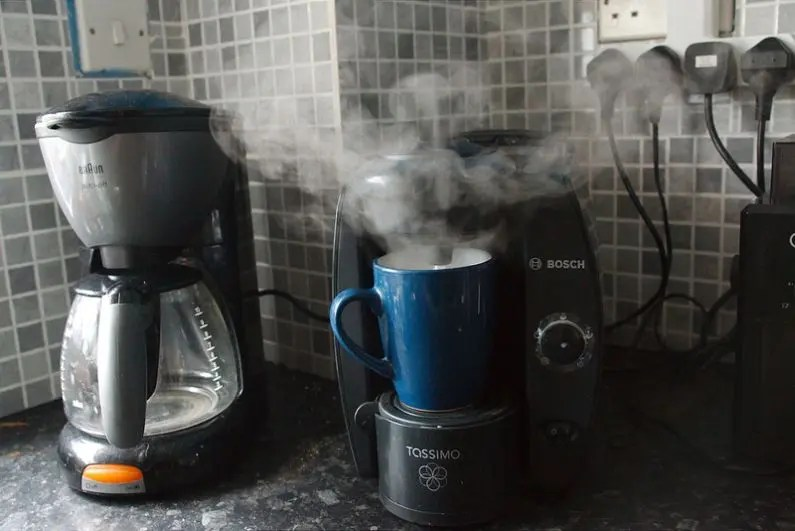 How to Clean the Office Coffee Machine