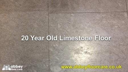 Limestone Cleaning Atherstone Warwickshire CV9