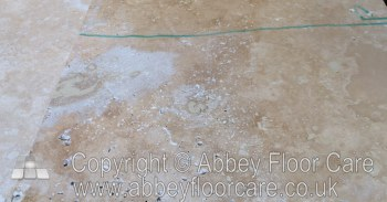 travertine filler