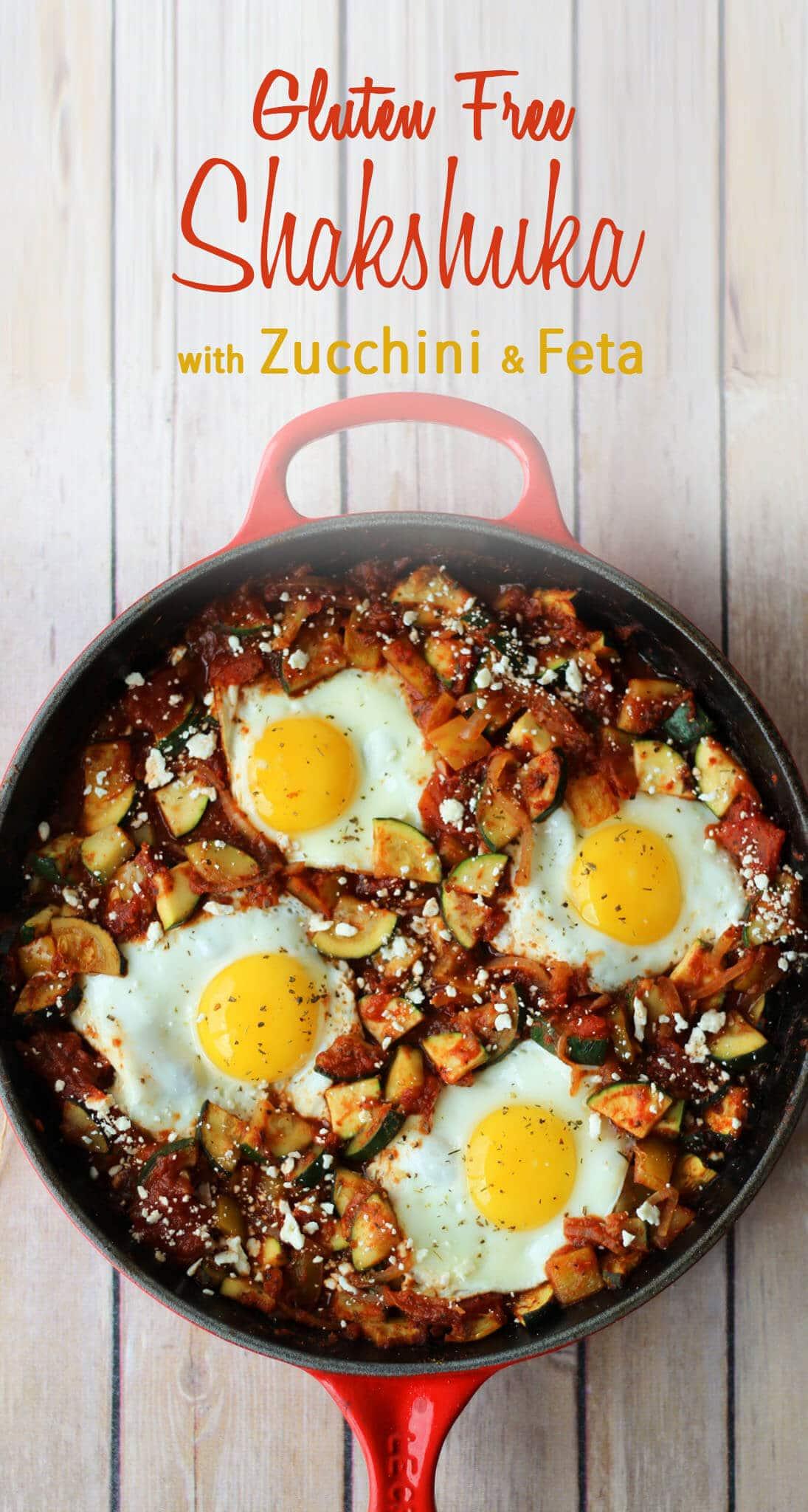 One Pot Shakshuka Recipe