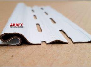 Starter Trim | Side View | Vinyl Cladding