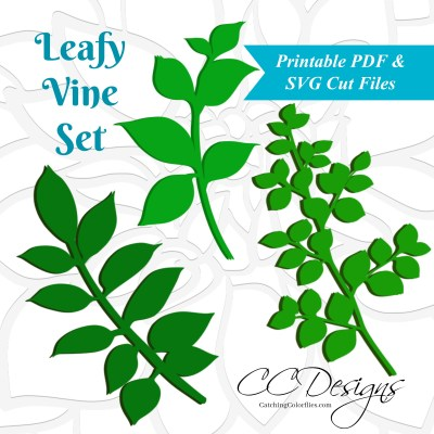 Paper Vines: How to Make Paper Leaves and Vines