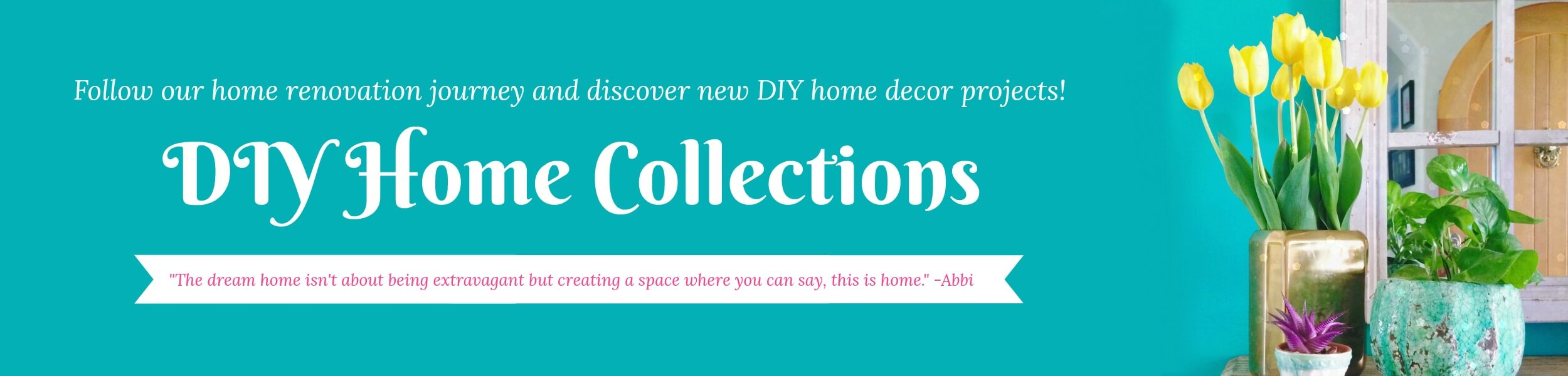 DIY Home Decor and home renovation