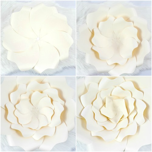 DIY Paper Rose Tutorial