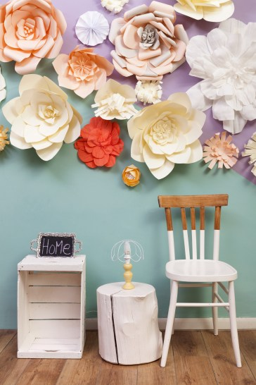 How to Hang Paper Flowers: 8 Easy Ways to Hang Paper Flowers