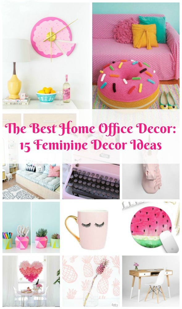 Best Home Office Ideas for Women