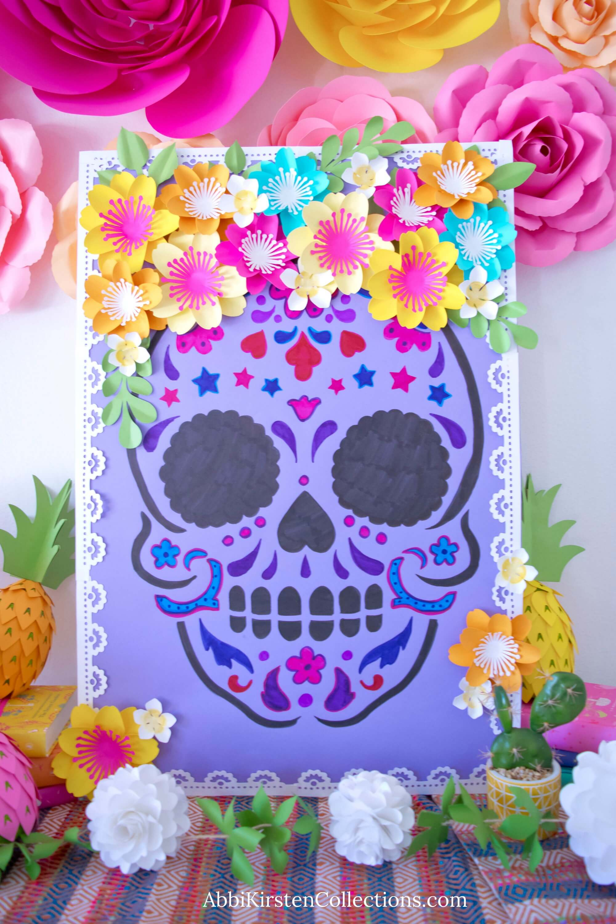 Day of the Dead Sugar Skull Craft and Tradition