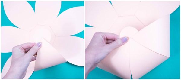 Paper Pumpkin Step-By-Step DIY Tutorial