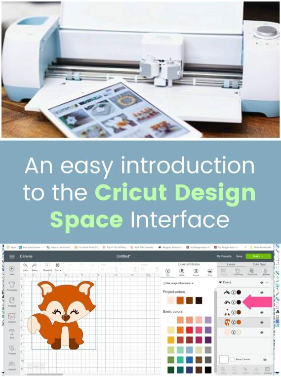An easy introduction to Cricut Design Space