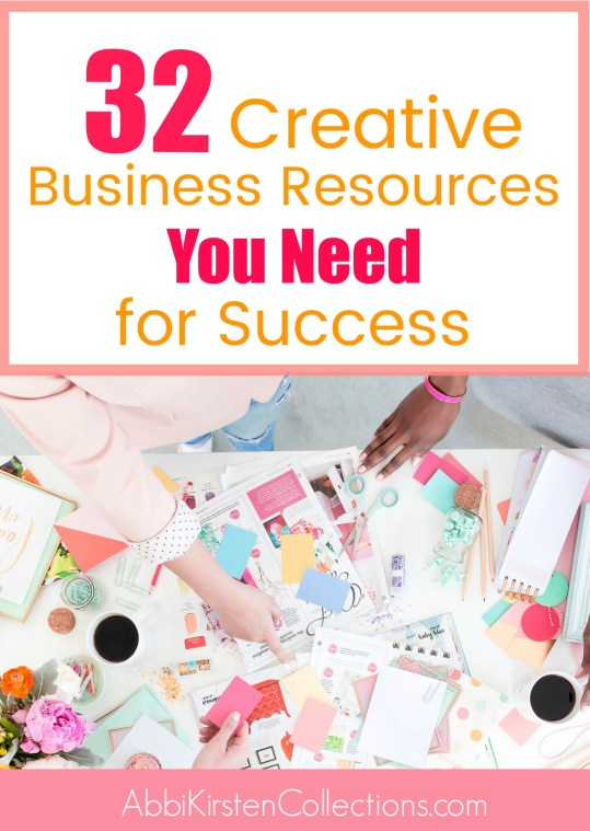 Starting a Home Craft Business: Learn how to build a successful small handmade or creative business from home with these top small business resources.