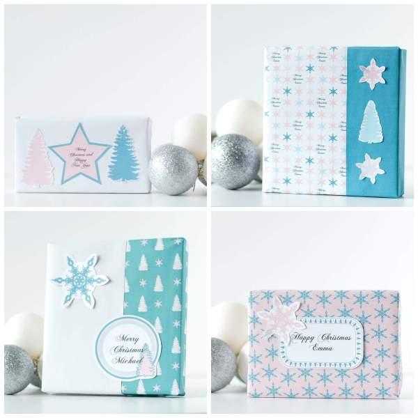 20 Free Printable Gift Wraps & Tags