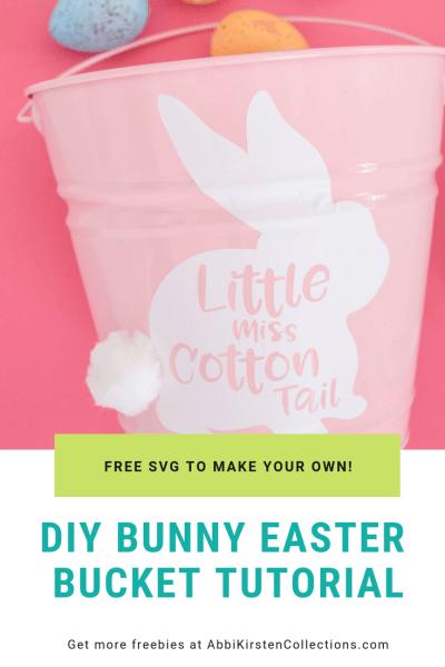 Spring Easter crafts. Free Easter Bunny SVG files