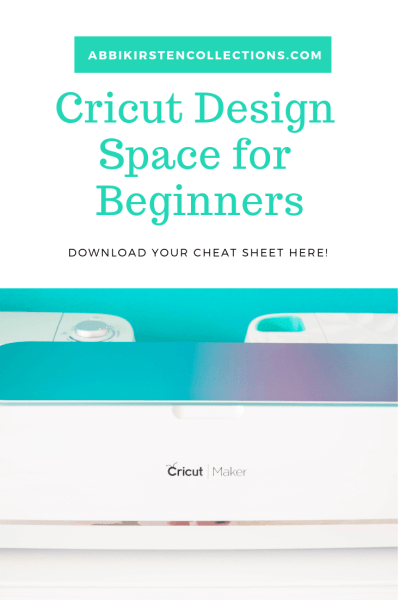 How to use Cricut Design Space for Beginners.