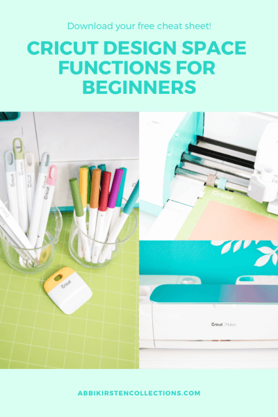 Cricut tutorials for beginners