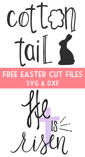 Download Free Easter SVG Designs | Easter Cut Files for Cricut ...