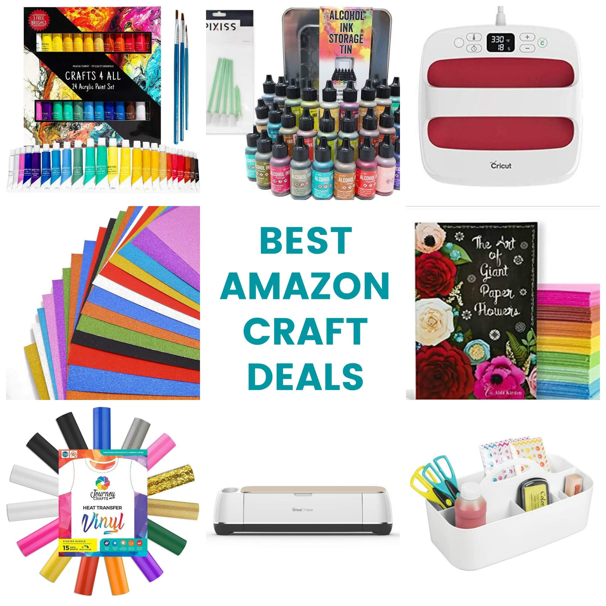 The Best Amazon Finds for Crafters – Everyday Deals and Prime Day