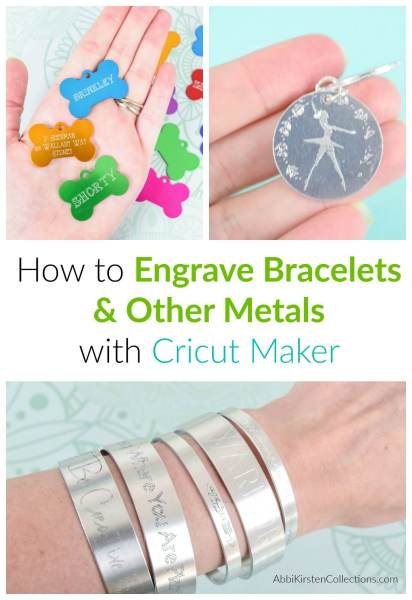 Engraving with Cricut Maker: How to center your images or text when engraving with your Cricut Maker. Learn where to find the best metal blanks and how to add hatch fill for a bolder engraved design!