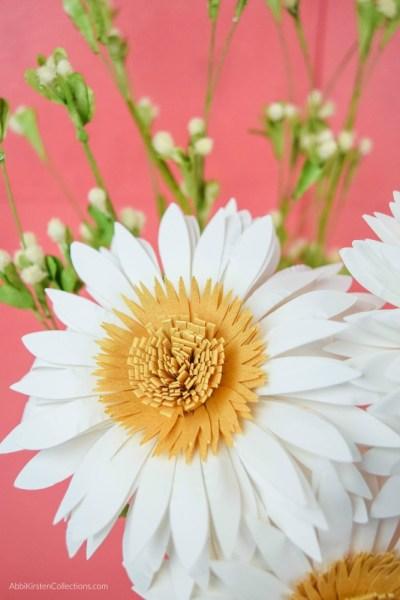 DIY daisy flower tutorial