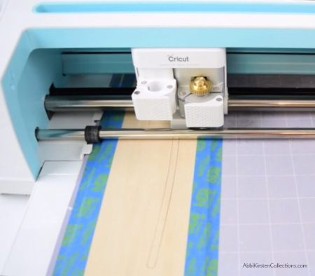 How to use wood with Cricut
