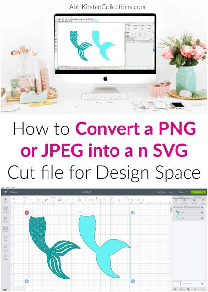Ever wonder how hard it is to create your own SVG craft files? Follow this easy step by step tutorial to convert images and clipart into SVG cut files.