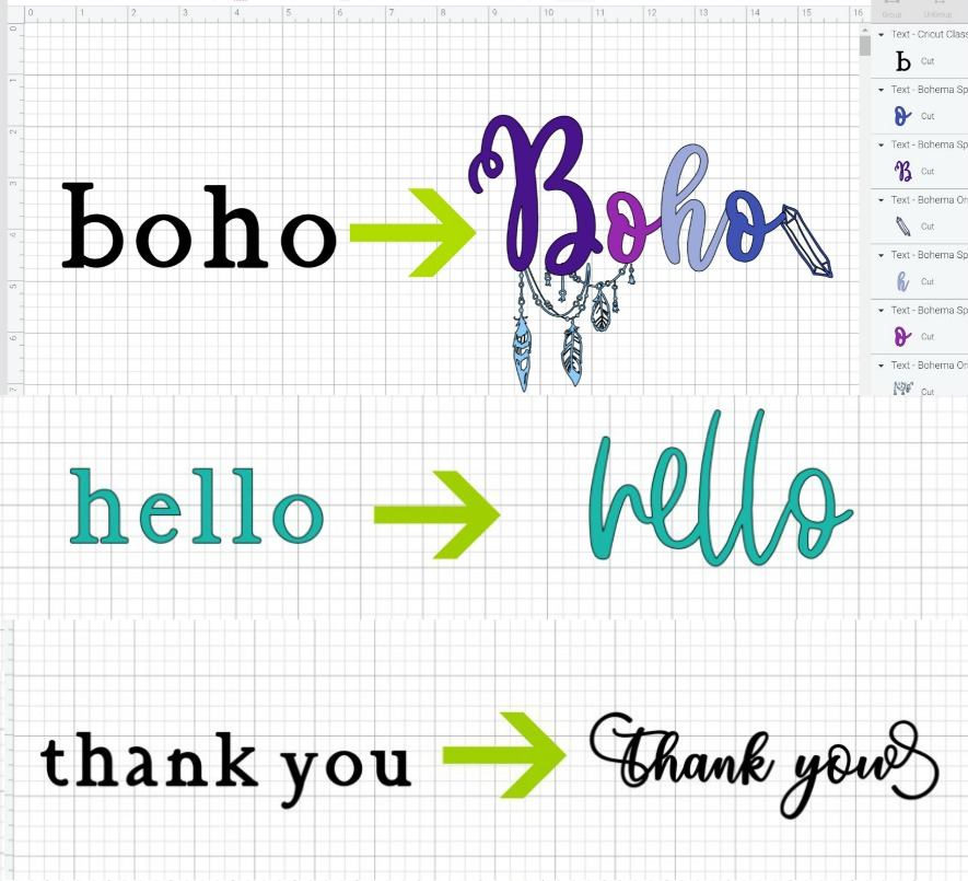 Download How to Add Fonts to Cricut Design Space and Add Special ...