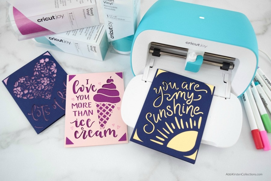 Cricut Joy Machine – What You Need to Know About This New Portable and Powerful Cricut Machine!