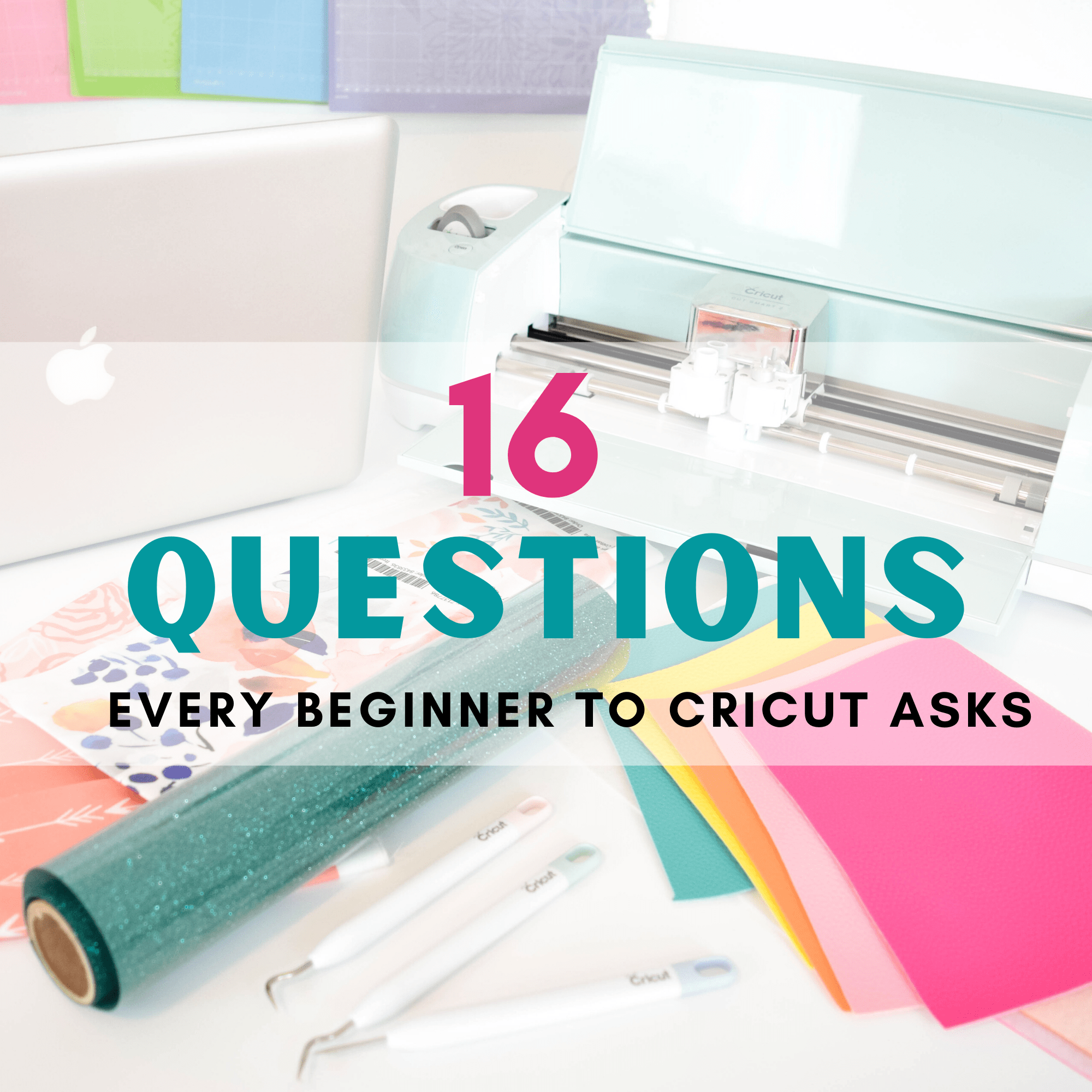 Cricut Design Space How To – 16 Questions Every Cricut Beginners Asks