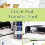 Cricut Foil Transfer Tool Tutorial – How to Create Foil Labels With Cricut