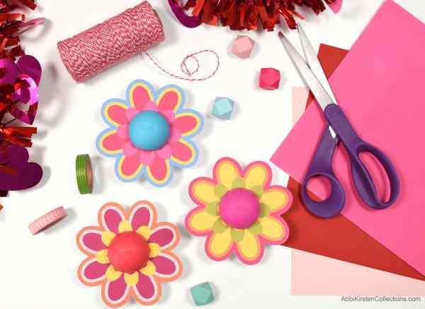 Eos flower printables