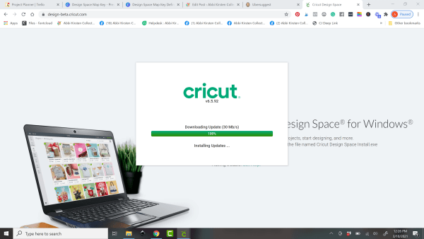 How to install cricut design space, a tutorial to help beginner's learn how to use Cricut design space