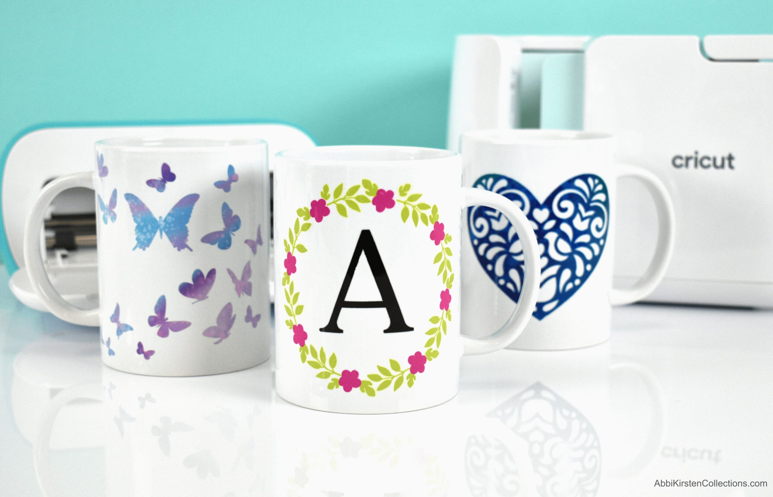 Cricut Mug Press Tutorial – How to Layer Infusible Ink on with Your Mug Press