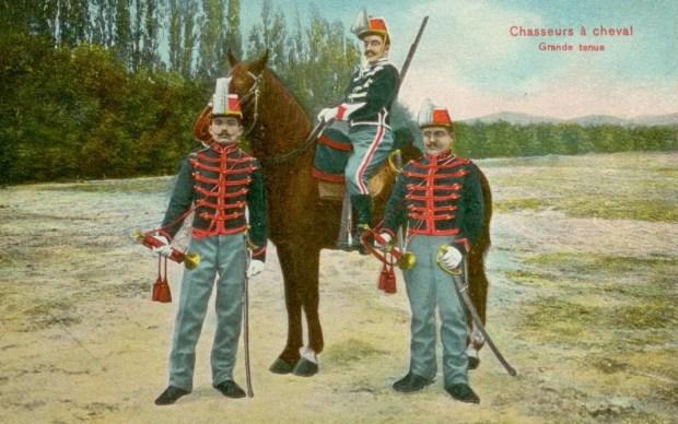 Trenkler Chasseur à Cheval Grande tenue 001