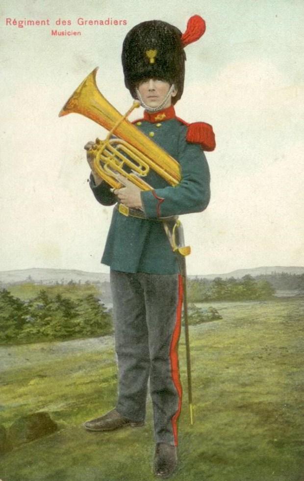 Trenkler Régiment de Grenadiers Musicien 001