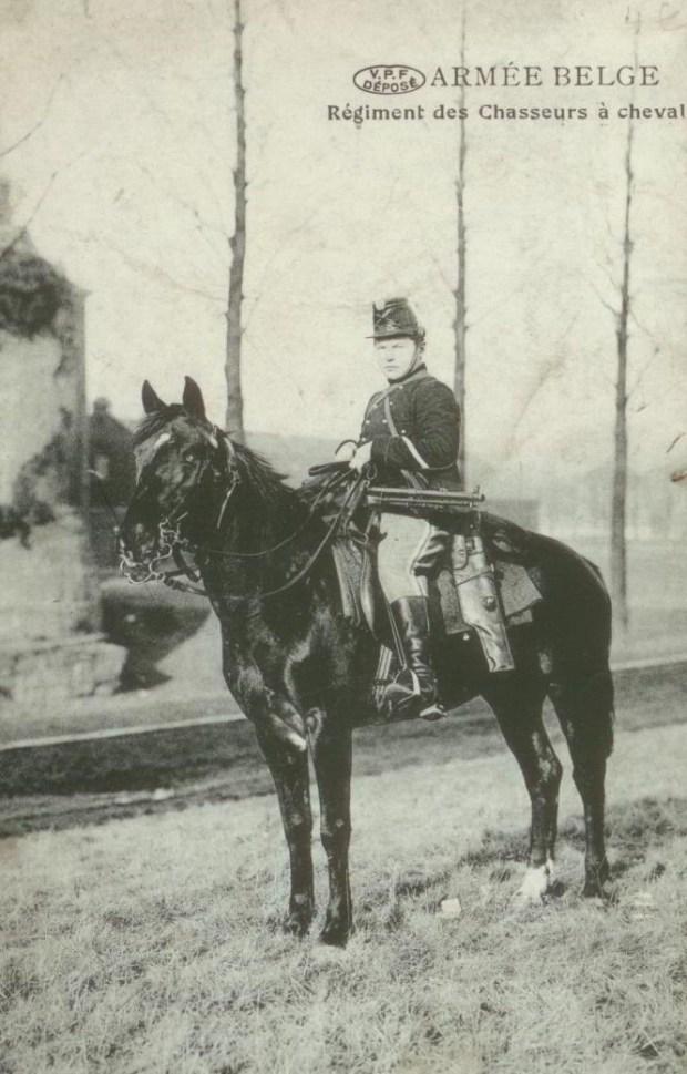 VPF Régiment des chasseurs à cheval 001