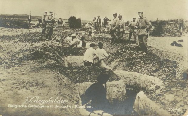 Belgische Gefangene in deutschen Diensten 001