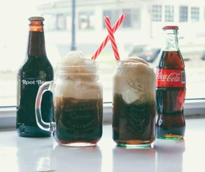 Root Beer Floats
