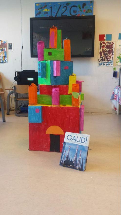2018-02 Gaudi in groep 1-2