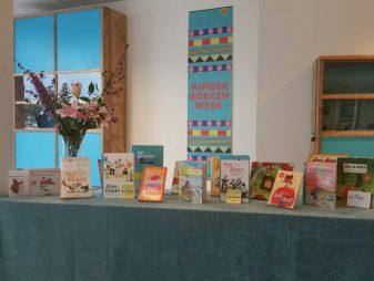 2018-09 tentoonstelling Kinderboekenweek