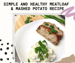 simple and healthy turkey meatloaf recipe