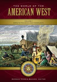 Image result for The World of the American West: A daily life encyclopedia
