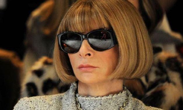 La papesse de la mode Anna Wintour va avoir droit à son biopic
