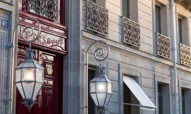 La Réserve Paris élu Meilleur hôtel du monde