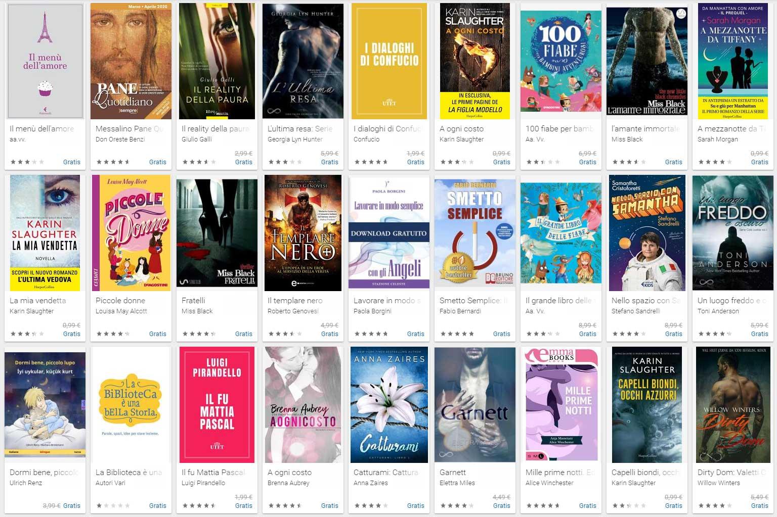 Ebook gratis, ecco come leggere dei libri gratuitamente da casa (LEGALMENTE)