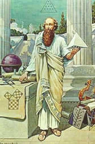 Пифагор, Фибоначчи, Пачоли, Винчи и золотое сечение ...