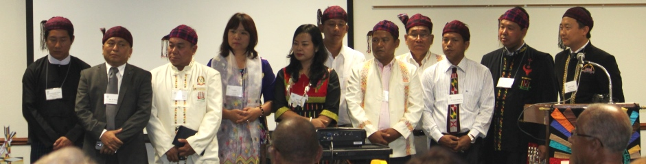 Kachin Baptist Churches representatives